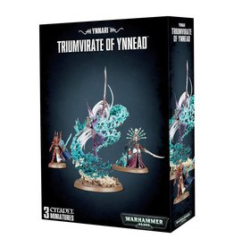 Games Workshop YNNARI TRIUMVIRATE OF YNNEAD