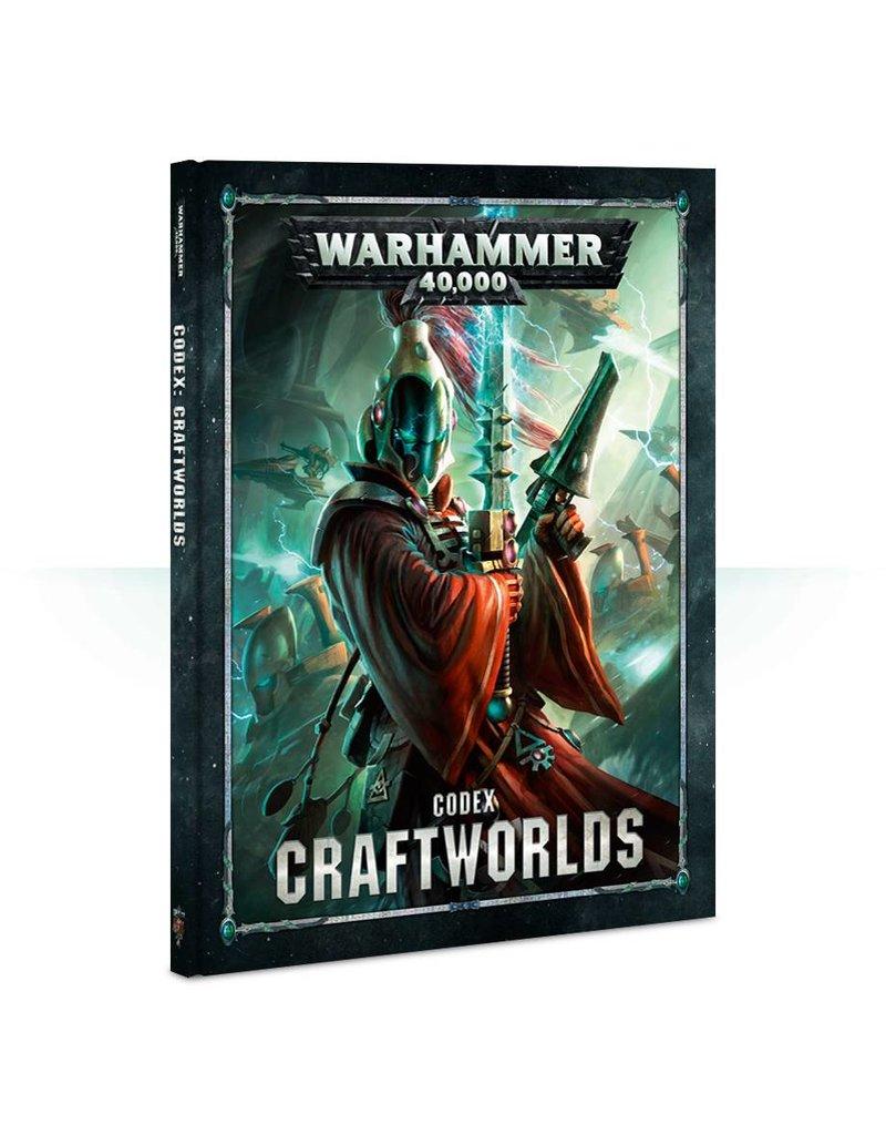 Games Workshop Codex: Craftworld Eldar (8th Edition) (HB) (ENG)