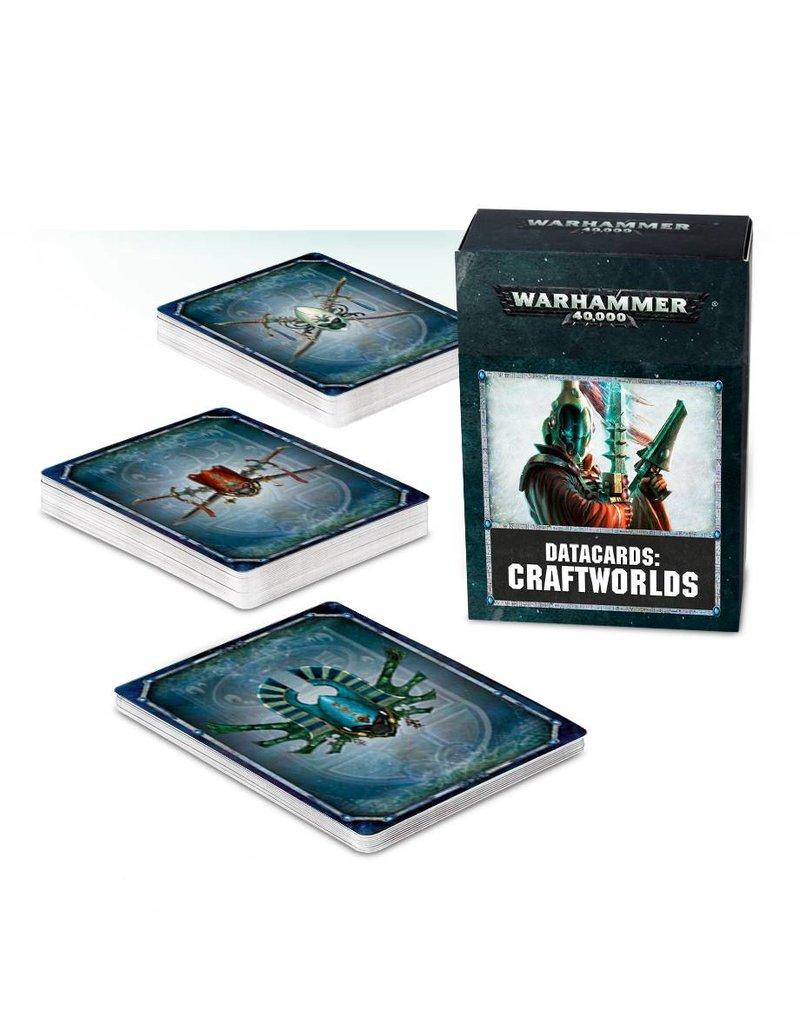 Games Workshop Datacards: Craftworld Eldar (EN)