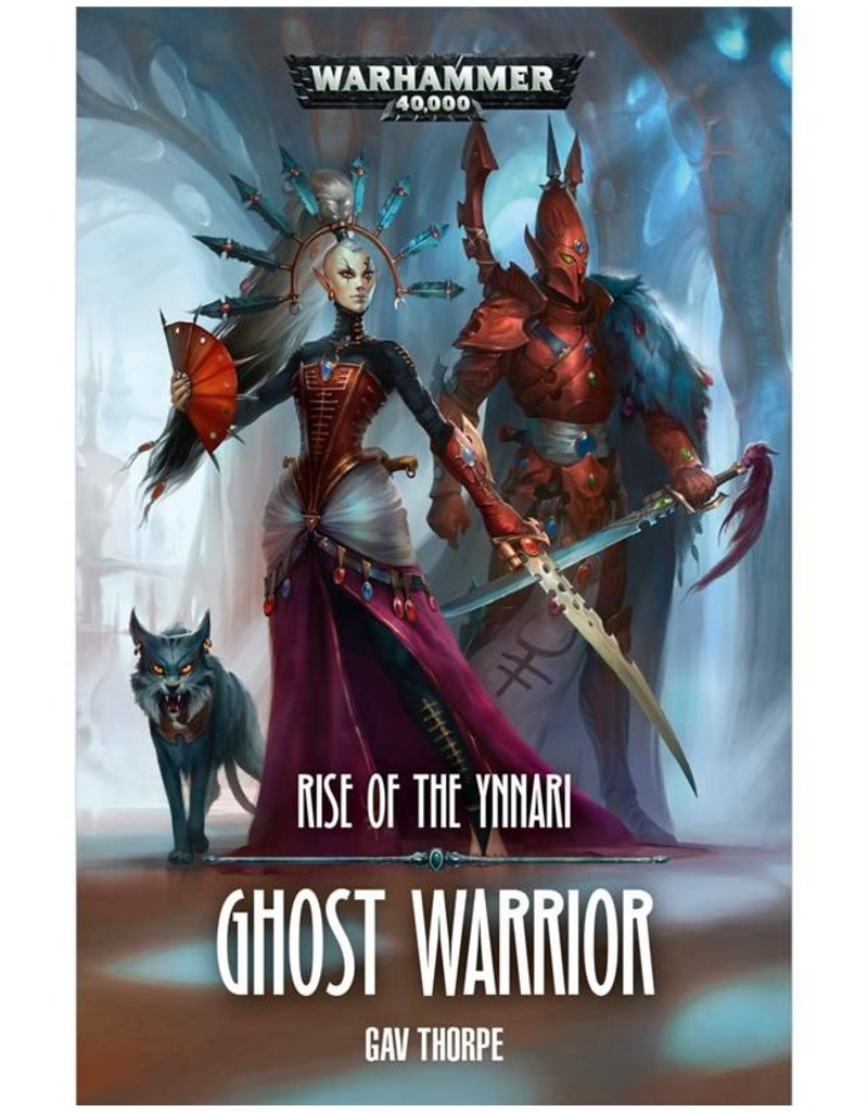 Games Workshop Ghost Warrior: Rise Of The Ynnari (HB)