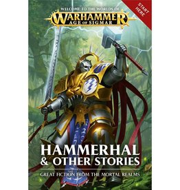 Games Workshop AOS: HAMMERHAL & OTHER STORIES (SB)