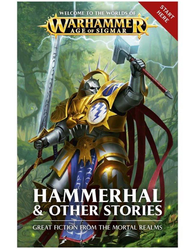 Games Workshop Age Of Sigmar: Hammerhal & Other Stories (SB)