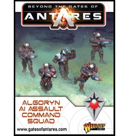 Warlord Games Assault Squad Command