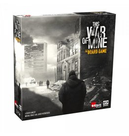 Galakta Games This War of Mine The Board Game
