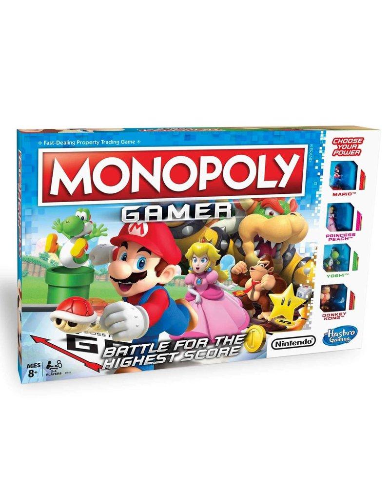 Hasbro Monopoly Gamer Edition