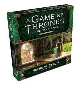 Fantasy Flight Games House of Thorns Deluxe Expansion: AGOT LCG 2nd Ed