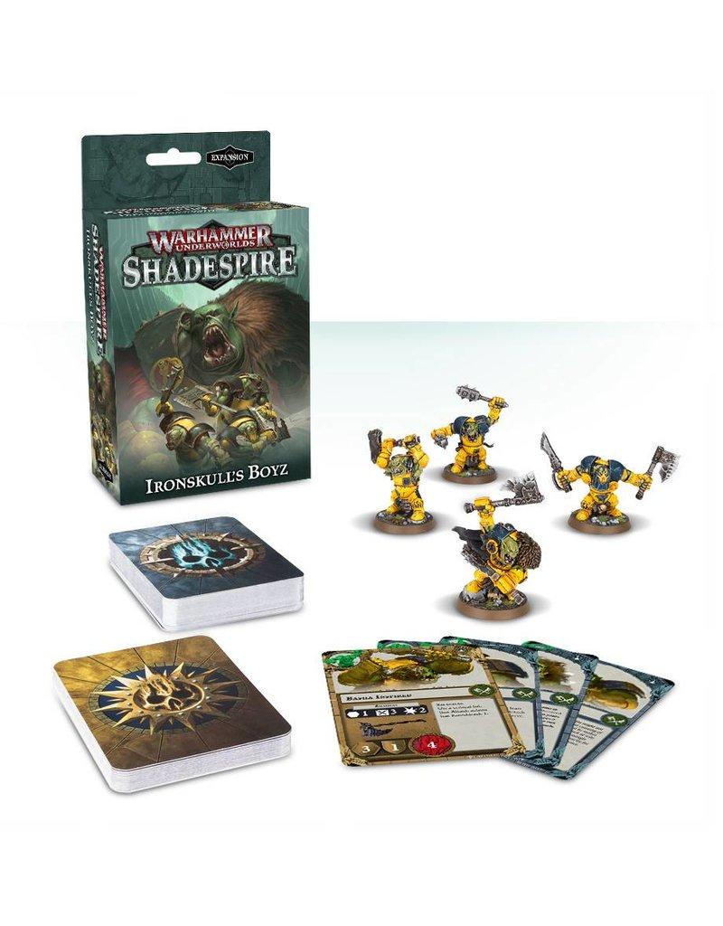 Games Workshop Warhammer Underworlds - Ironskull's Boyz