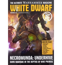 Games Workshop WHITE DWARF (NOVEMBER) 2017 (EN)