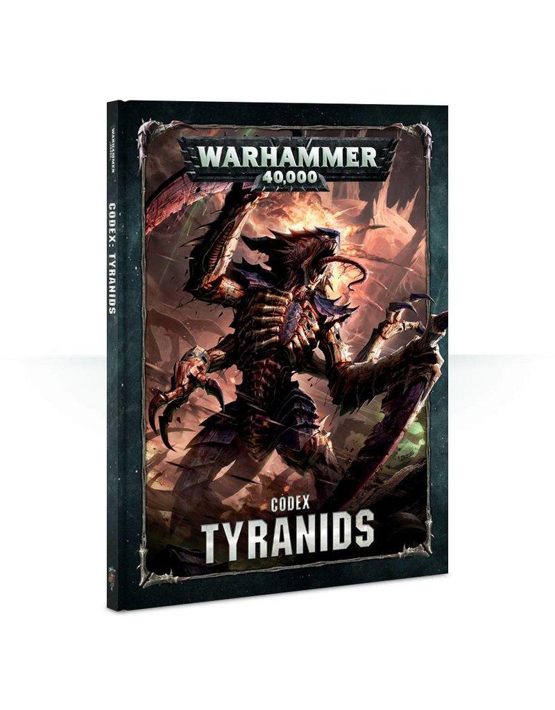 Games Workshop Codex: Tyranids (EN) (8th Edition)