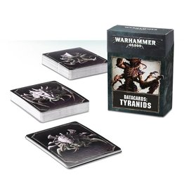 Games Workshop Datacards: Tyranids (EN)
