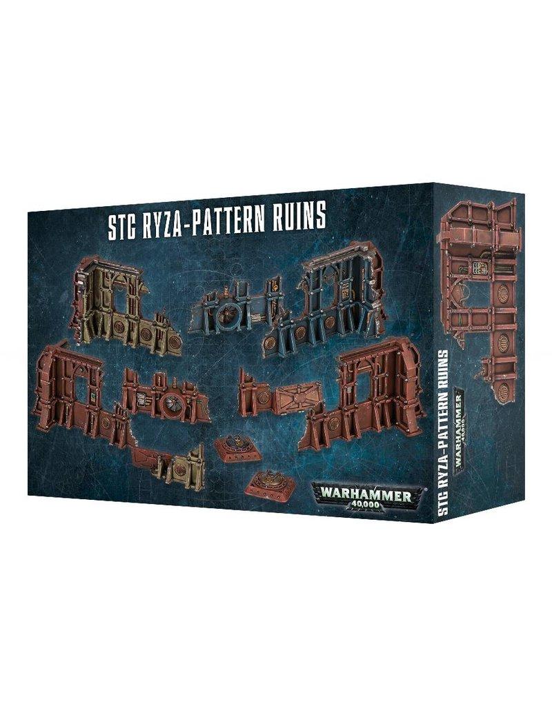 Games Workshop Warhammer 40k: Ryza-Pattern Stc Ruins