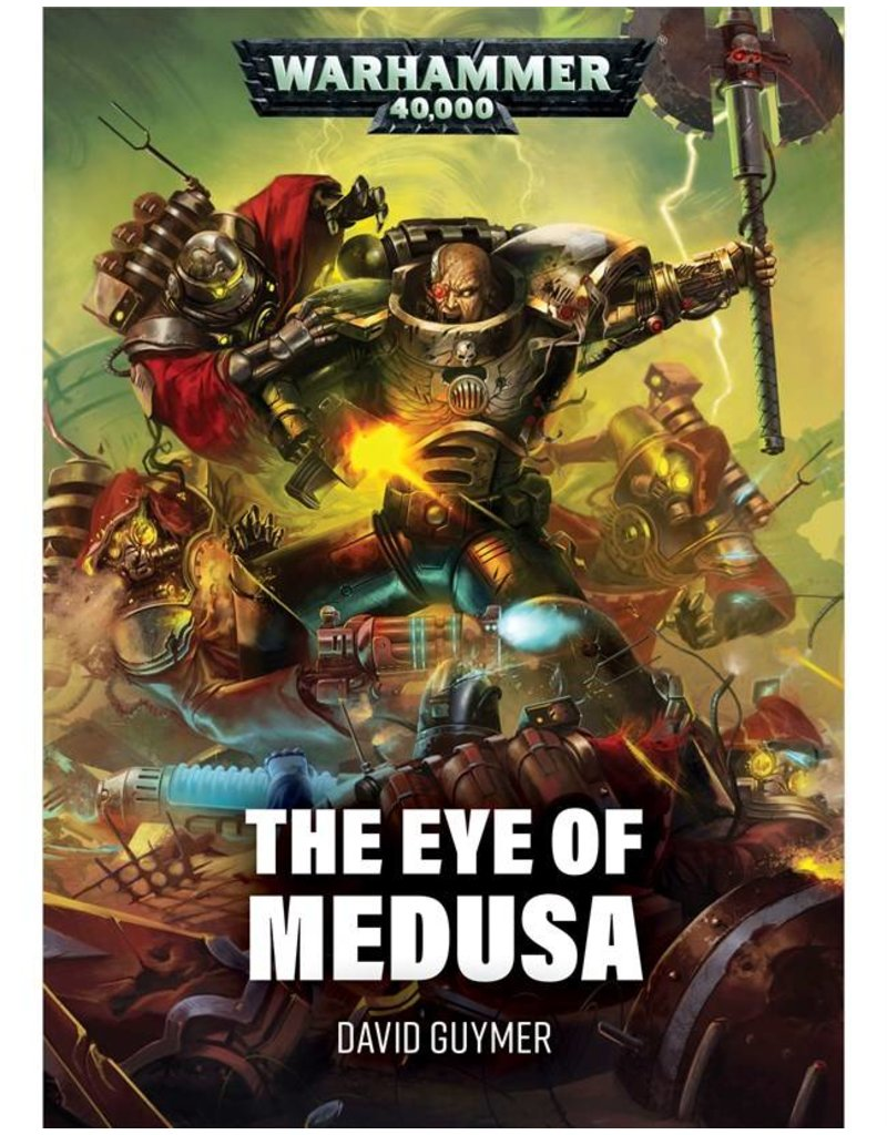 Games Workshop Iron Hands: Eye Of Medusa (SB)