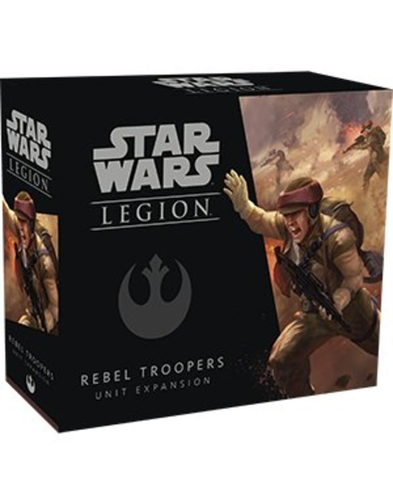 Fantasy Flight Games Star Wars Legion: Rebel Troopers Expansion