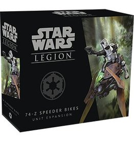Fantasy Flight Games Star Wars Legion: 74-Z Speeders