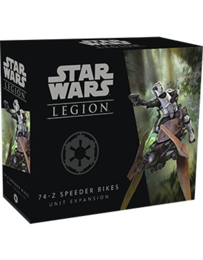 Fantasy Flight Games Star Wars Legion: 74-Z Speeders Expansion