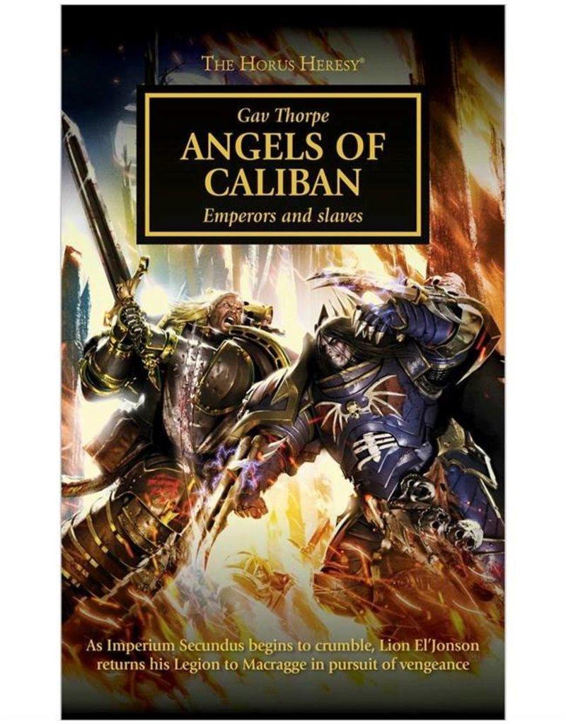 Games Workshop Horus Heresy:  Angels Of Caliban (HB)