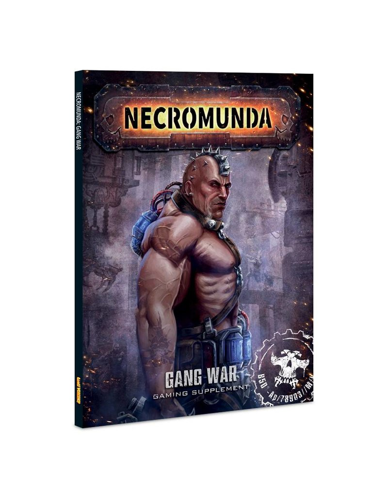 Games Workshop Necromunda: Gang Wars (EN)