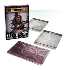 Games Workshop House Escher Gang Cards (EN)