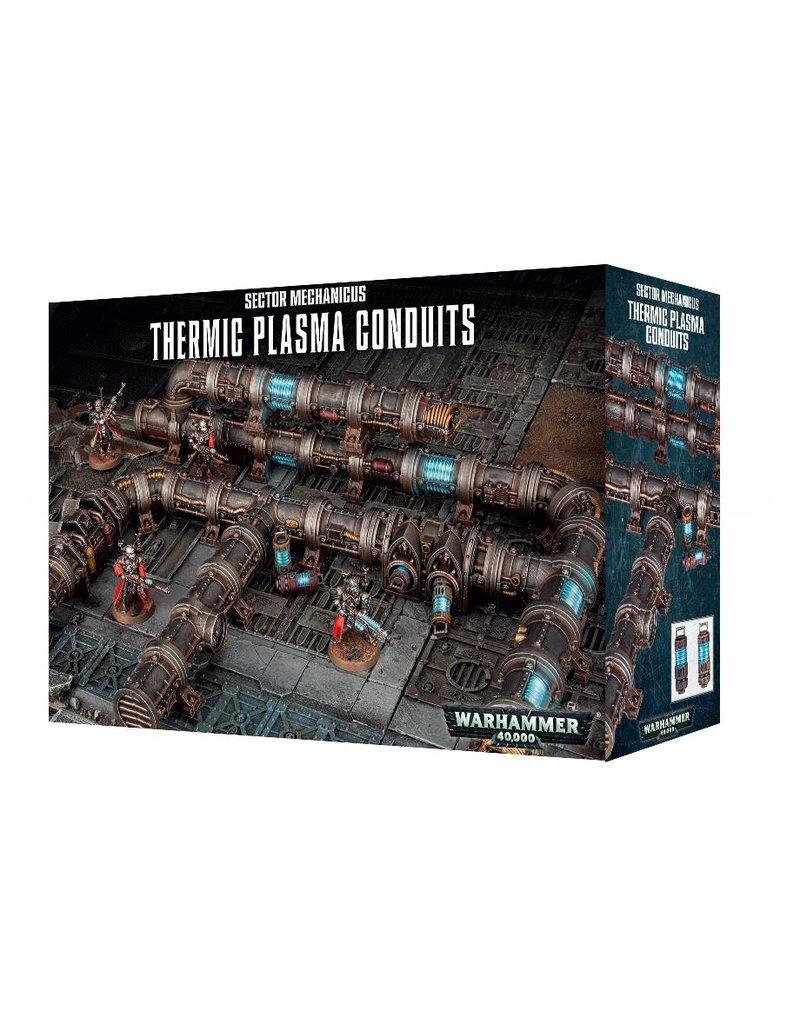 Citadel Sector Mechanicus: Thermic Plasma Conduits