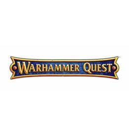 Games Workshop WH Quest: Chaos Adversary Cards