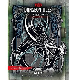 Wizards of the Coast D&D Dungeon Tiles: City