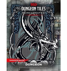 Wizards of the Coast D&D Dungeon Tiles: Dungeon