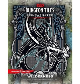 Wizards of the Coast D&D Dungeon Tiles: Wilderness