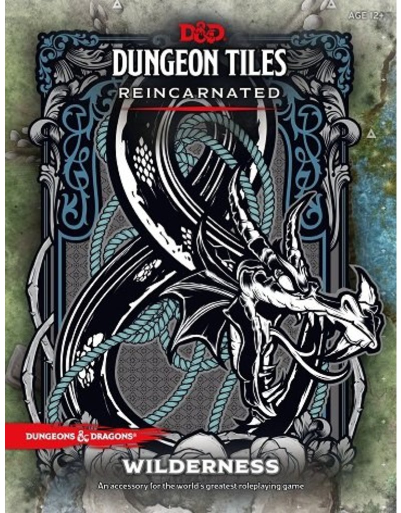 Wizards of the Coast D&D Dungeon Tiles Reincarnated: Wilderness (DDN)