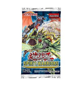 Konami Spirit Warriors Booster Pack