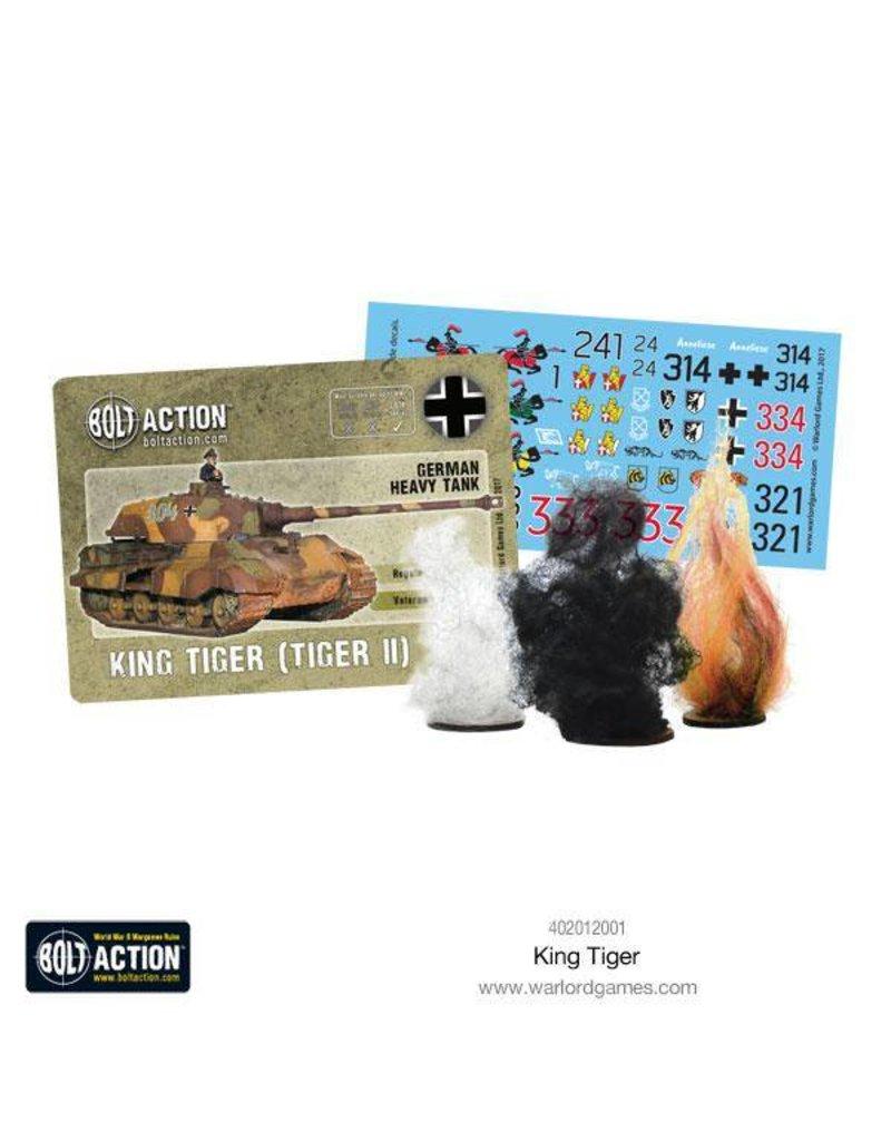 Warlord Games German King Tiger