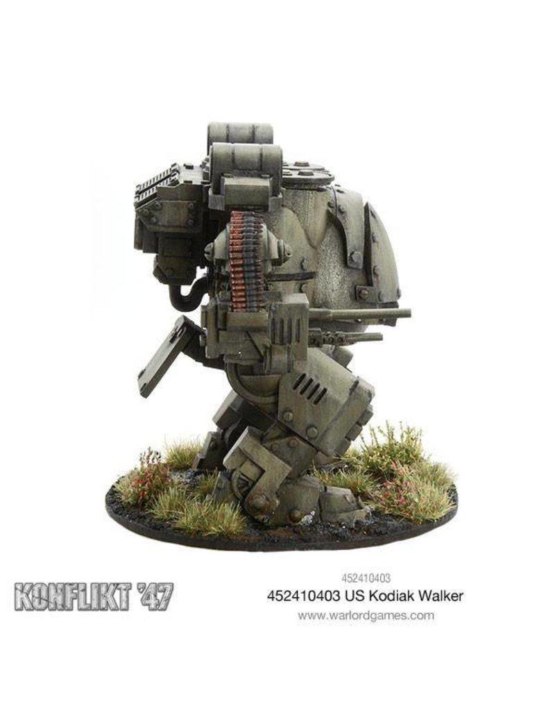 Warlord Games US Army Kodiak Walker