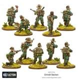 Warlord Games British Chindit Section