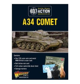 Warlord Games A34 Comet heavy tank