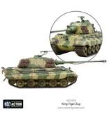 Warlord Games German King Tiger Platoon