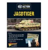 Warlord Games German Jagdtiger heavy tank destroyer