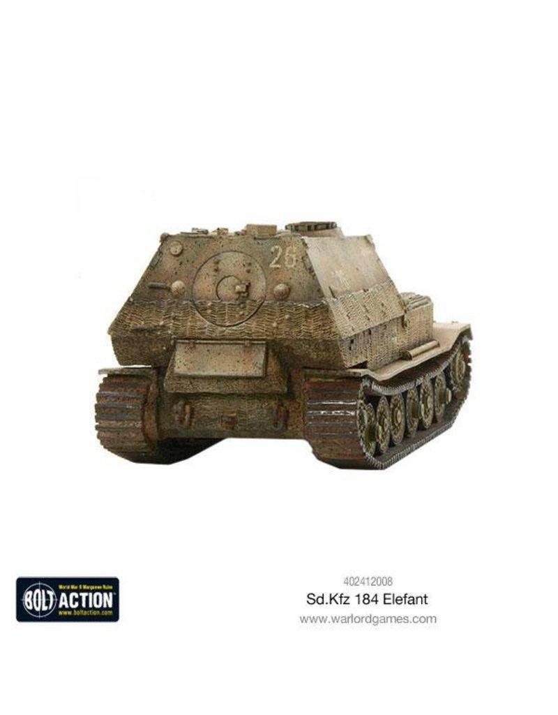 Warlord Games German Sd.Kfz 184 Elefant heavy tank destroyer