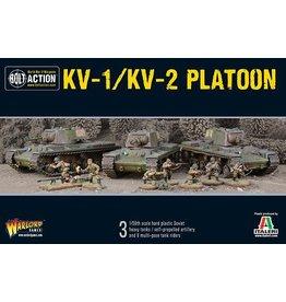 Warlord Games KV1/2 Platoon