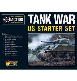 Warlord Games US Tank War starter set