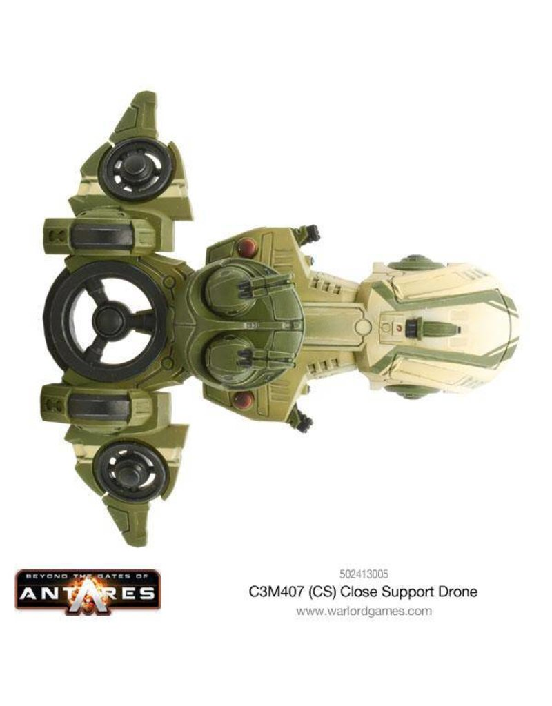 Warlord Games Concord C3M407 Close Support Drone