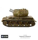 Warlord Games German Flakpanzer IV Wirbelwind