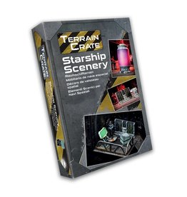 Mantic Games Starship Scenery Box