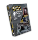 Mantic Games Terrain Crate: Starship Doors Scenery Box