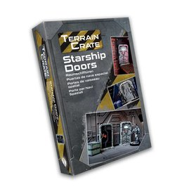 Mantic Games Starship Doors Scenery Box
