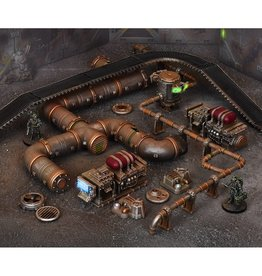 Mantic Games Industrial Accessories Scenery Box