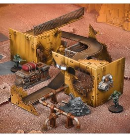 Mantic Games Forgotten Foundry Scenery Box