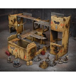 Mantic Games Gang Warzone Scenery Box
