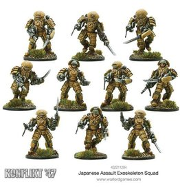 Warlord Games Assault Exo Skeleton Squad
