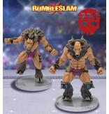 TT COMBAT The Feral Den Goatman Brawler & Goatman Grappler