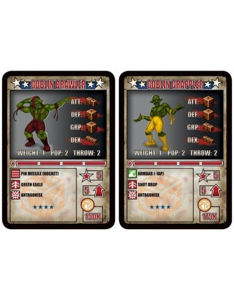 TT COMBAT Rolling Bones Goblin Brawler & Goblin Grappler