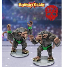 TT COMBAT Ratman Brawler & Grappler